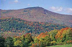 Mt. Greylock, the highest peak in Massachusetts
