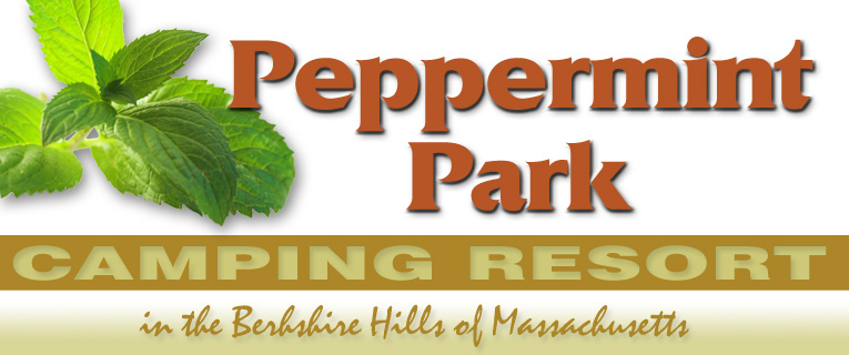 Peppermint Park Camping Resort ... in the Berkshire Hills of Massachusetts